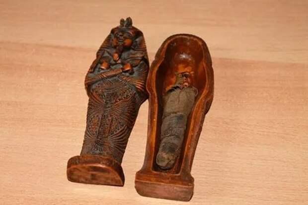 Ученые раскрыли тайну карликовых мумий из Египта itemprop=
