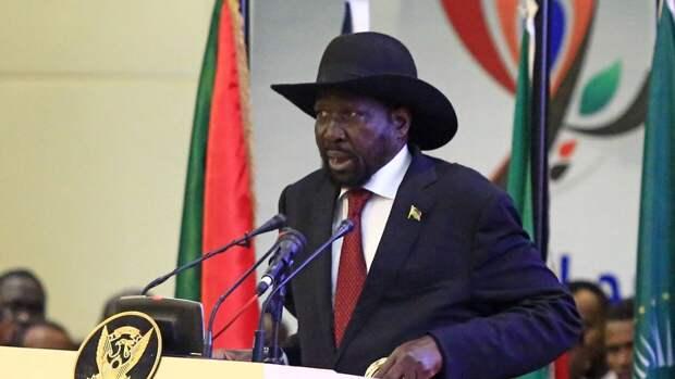 Президент Южного Судана одобрил новый состав нижней палаты парламента