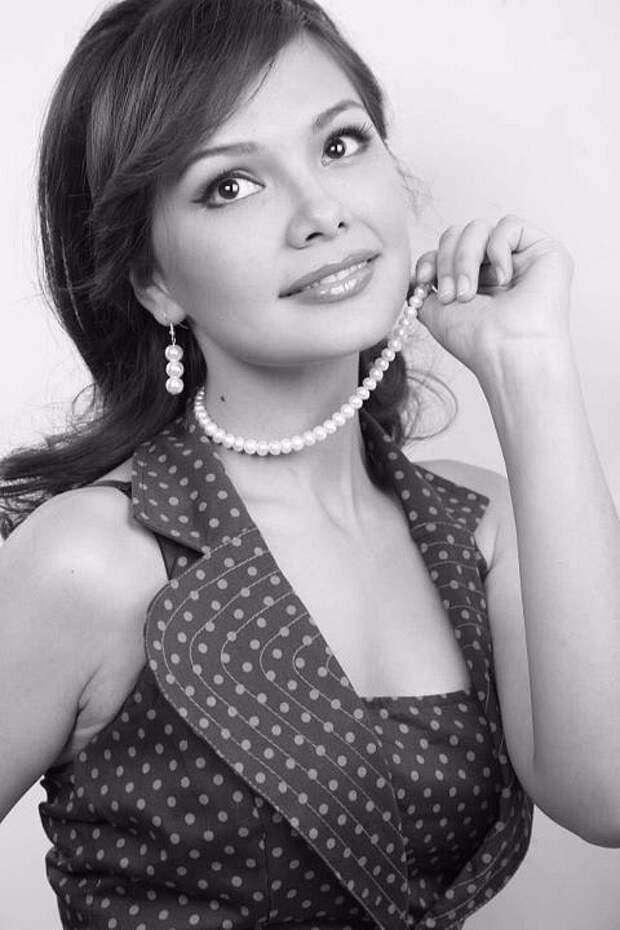 узбекская актриса Гульнора Косимова / Gulnora Qosimova. Фото