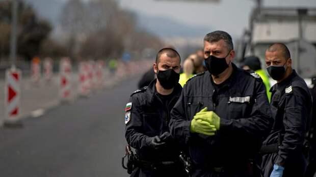 По указке из Вашингтона: Болгария заподозрила россиян во взрывах