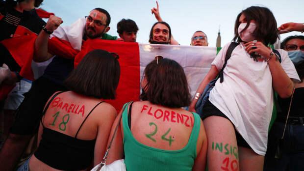 Иммобиле признался, что ему было приятно видеть радость болельщиков сборной Италии на Евро-2020