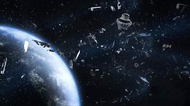 Надвигается катастрофа: эксперты призывали срочно очистить орбиту от опасного космического мусора