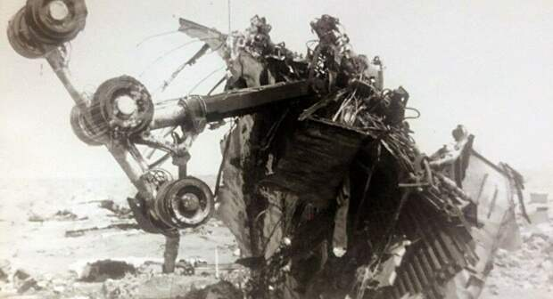 Самая страшная авиакатастрофа в СССР: 200 оборванных жизней у Трех колодцев авиация, катастрофы, транспорт