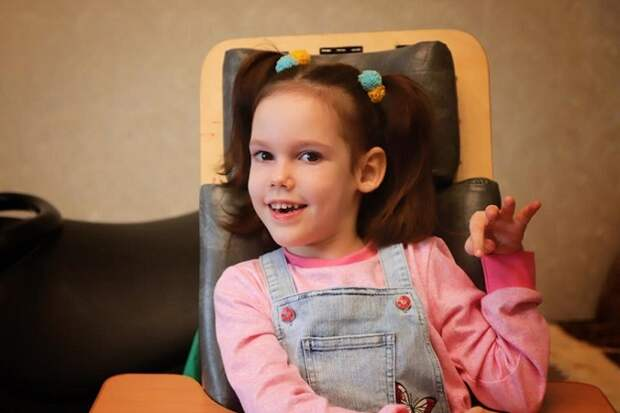 Шестилетней Ане Гагай из Староминской нужна наша помощь