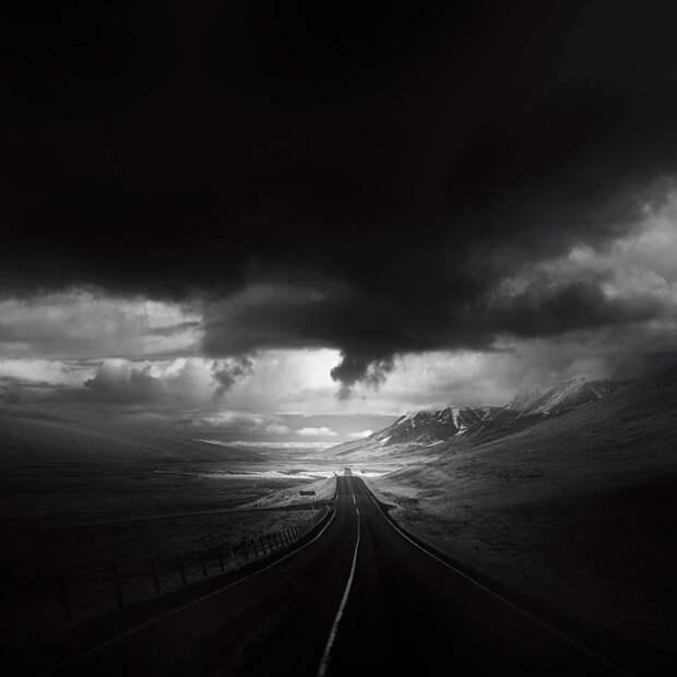 terraoko 2015011202 2 Темные и одинокие дороги мира.