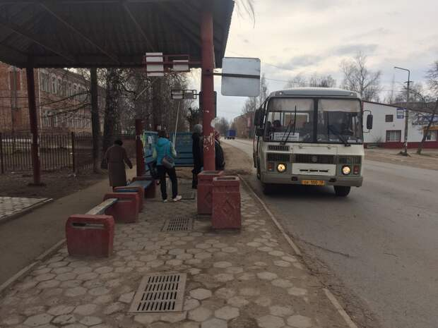 Автобусы в Можге отправят на перерыв: в городе отменили дневные рейсы