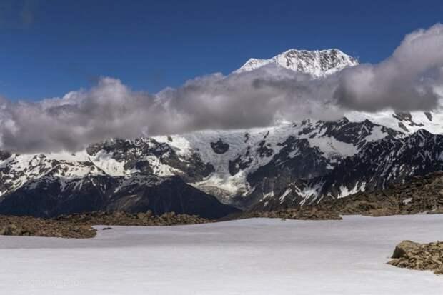 Где-то на краю света: Новая Зеландия, остров Южный
