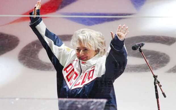 Тарасова: «Если наши спортсмены пойдут выступать за другие страны, они все равно останутся русскими»