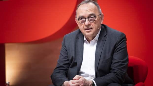 Сопредседатель СДПГ указал на потребность ФРГ в газе на переходной стадии