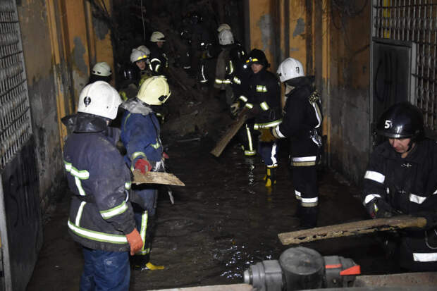 Много погибших в страшном пожаре: В Одессе под завалами сгоревшего колледжа нашли ещё тела (+ФОТО, ВИДЕО)