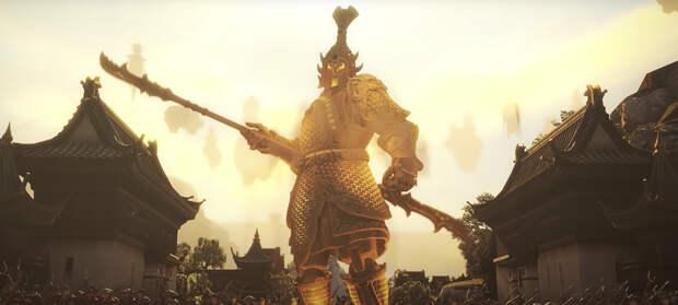 Грозные стражи в новом трейлере Total War: Warhammer III