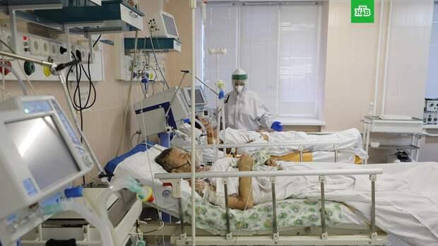 В РФ — 8 183 новых случая коронавируса