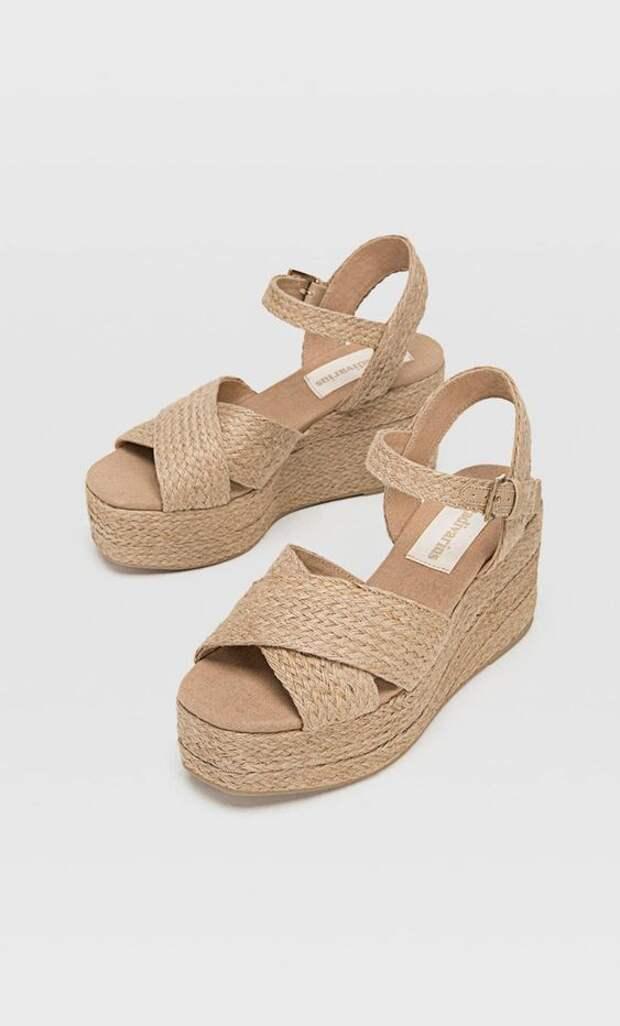 5 любимых моделей летней обуви, которые всегда актуальны