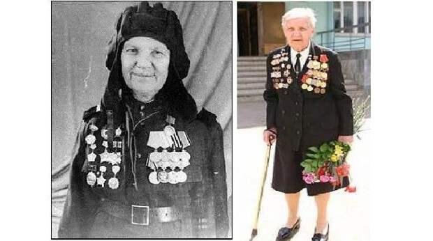 Александра Митрофановна Ращупкина герой Великой Отечественной Войны