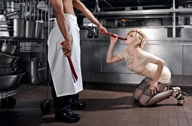 Секс и реклама в фотопровокациях Шона Дюфрена