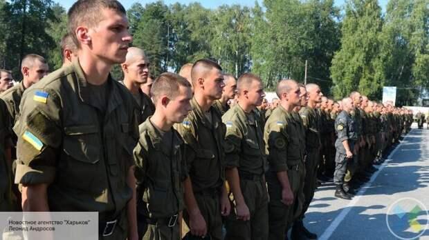 Склонности военных ВСУ к суициду и агрессии