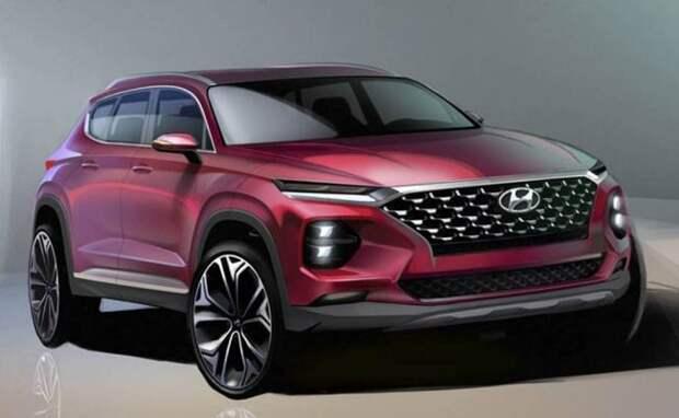 Новый кроссовер Hyundai Styx по цене Lada Vesta дебютирует в апреле