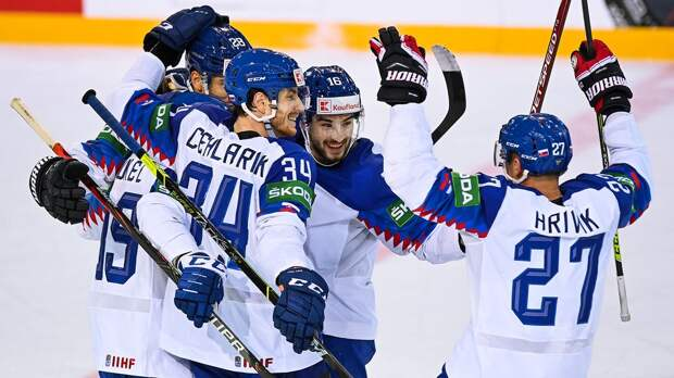Словакия обыграла Данию на групповом этапе ЧМ-2021