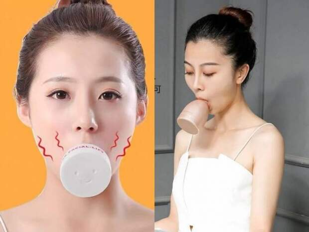 Насоси себе лицо! Новый гаджет покоряет азиатский рынок красоты