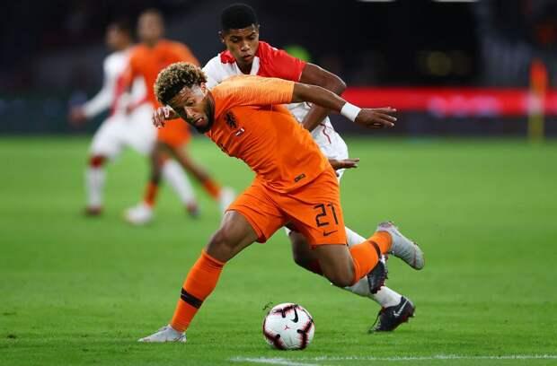 Игрок «Краснодара» де Вильена сдал положительный тест на коронавирус в расположении сборной Нидерландов