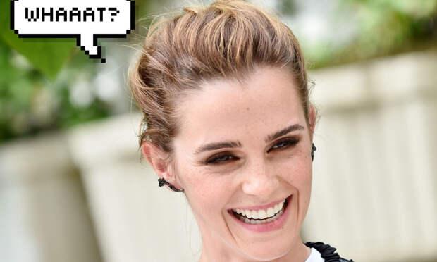 Эмма Уотсон отреагировала на слухи о своей помолвке