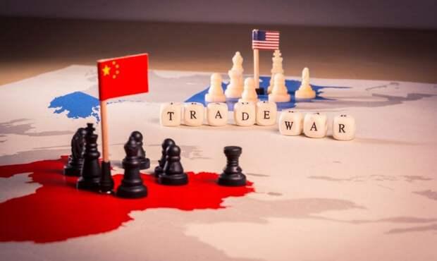 Китай демонстрирует преимущество новом витке торговой войны с США