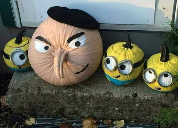 К Хеллоуину