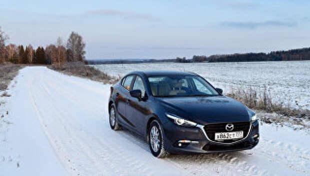 Обновленная Mazda3