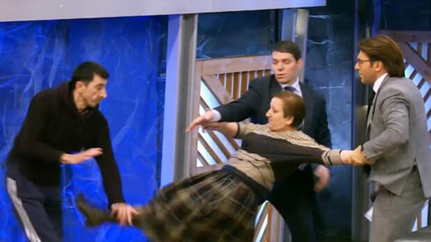 Людмила Чурсина наотрез отказалась побывать в гостях на шоу Андрея Малахова