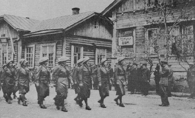 Национальные части в РККА во время Великой Отечественной