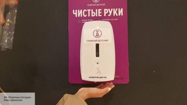 Вирусолог призвал россиян пользоваться антисептиками даже при минимальном риске заражения