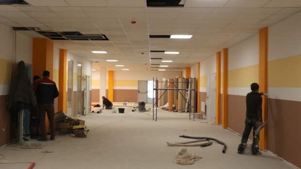 Правительство России планирует увеличить темпы строительства современных школ