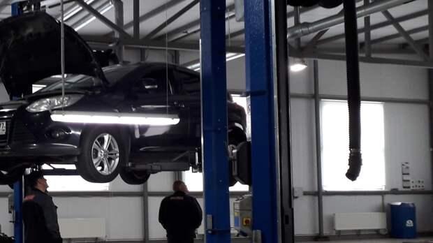 Владельцев машин предупредили о мошенничестве в автомастерских