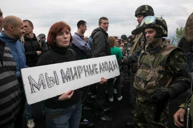 Голос Мордора: Удалось ли украинизаторам победить русскую Украину