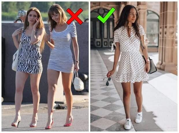 Платья, которые больше не в моде 2021