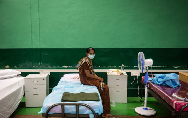 """В Индии зафиксирована вспышка """"черной плесени"""": что это за болезнь и какие у нее симптомы"""