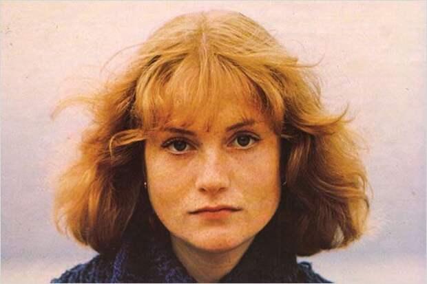 изабель юппер, кружевница, 1977