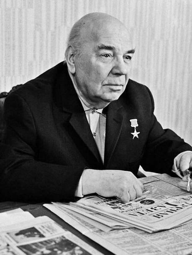 Любимые советские актеры. Алексей Грибов.