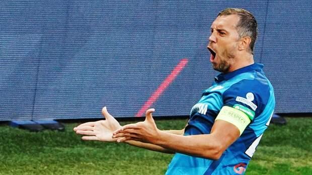 Дзюба — перед матчем с «Лацио»: «Лучше выиграть недостойно, чем смотреться достойно, но проиграть»