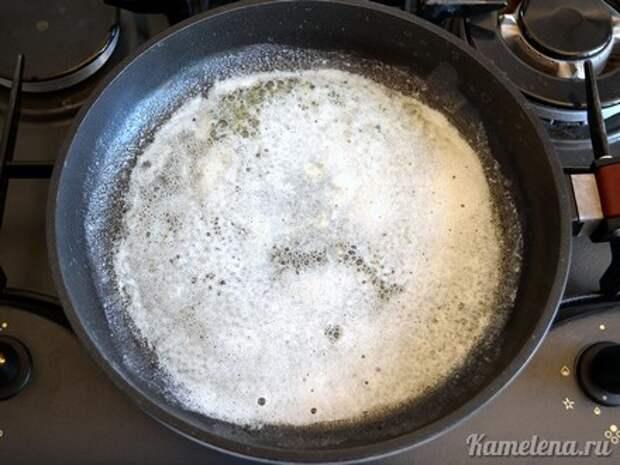 Луковый суп по-французски — 3 шаг