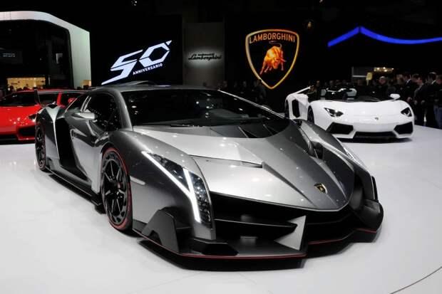 Топ-5 самых дорогих автомобилей в мире