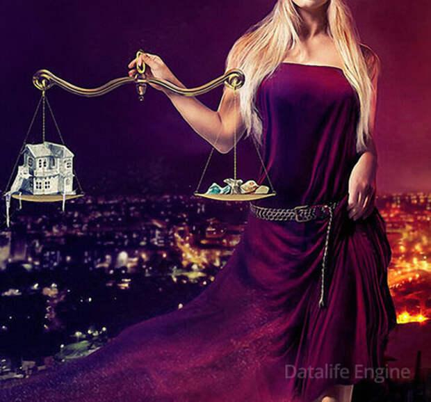 Самый точный гороскоп для женщины Весы на декабрь 2021 года