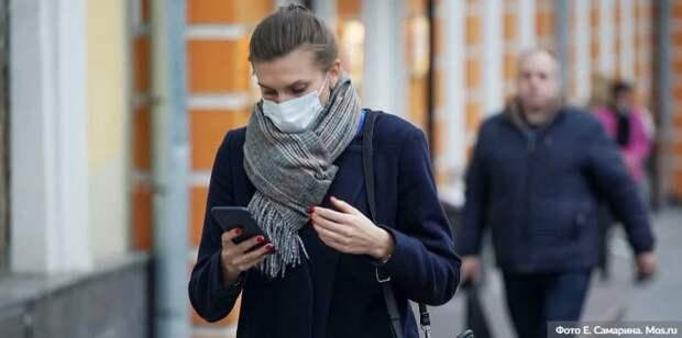 В трех ТЦ на севере Москвы оштрафовали 68 покупателей без масок и перчаток Фото: Е. Самарин mos.ru