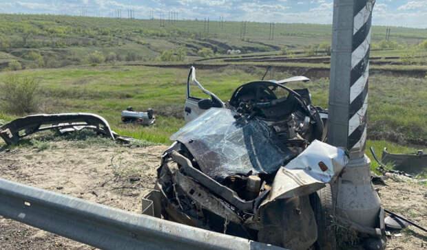 В Волгограде скончался второй пострадавший в страшном ДТП с Daewoo Nexia