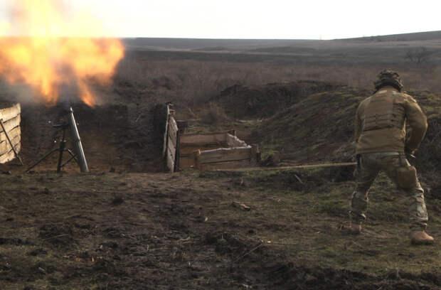 В ДНР заявили, что ВСУ за сутки шесть раз обстреляли республику