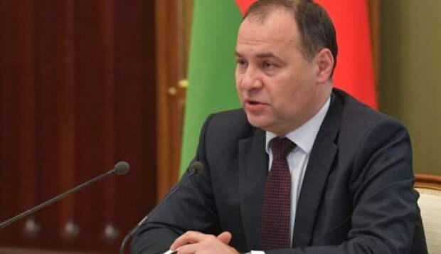 Головченко с иронией отреагировал на решение ЕС выделить €53 млн Белоруссии