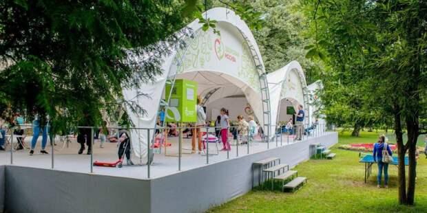 Павильоны «Здоровая Москва» уже посетили более 200 тыс человек. Фото: mos.ru