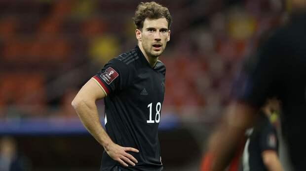 В сборной Германии подтвердили, что Горецка не сыграет с Францией