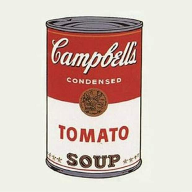 А некоторые консервы стали предметами поп-арта и уже давно не нуждаются в представлении