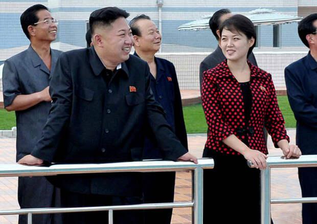 Первая леди КНДР: кто такая Ли Соль Чжу.